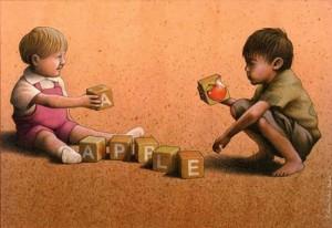 educação e fome