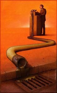 pawel kuczynski o lixo que os politicos falam
