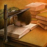 pawel kuczynski a tortura de estudar