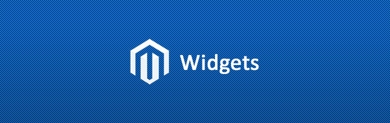 Como inserir um bloco via widget do Magento