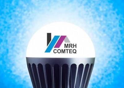 mrh Comteq – Logomarca & Loja